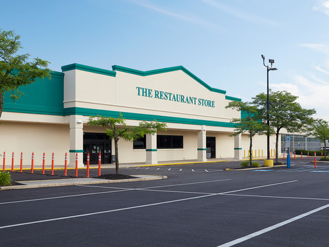 The Restaurant Store in East Norriton is Open to the Public and We Finally Visited