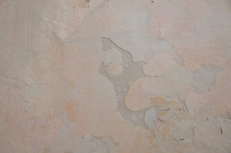 Travertine detail