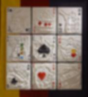 2013 茶文化(四) 112x100cm 水墨、鑄紙、多媒材02.jpeg