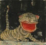 紙老虎 1986 52x53cm 水墨綜合媒材.jpeg