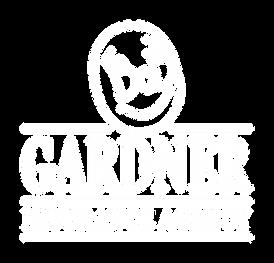 Gardner Vertical logo WHITE no tag.png