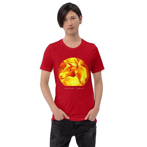 Golden Bulls Short-Sleeve Unisex T-Shirt