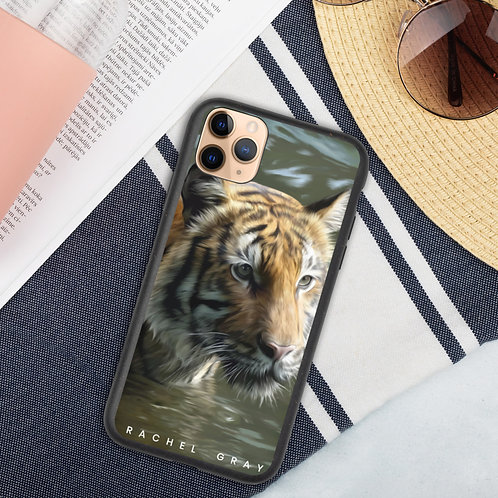 Malaysian Tiger Biodegradable iPhone cases