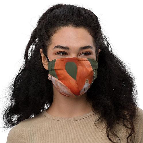 Flamingo Premium face mask