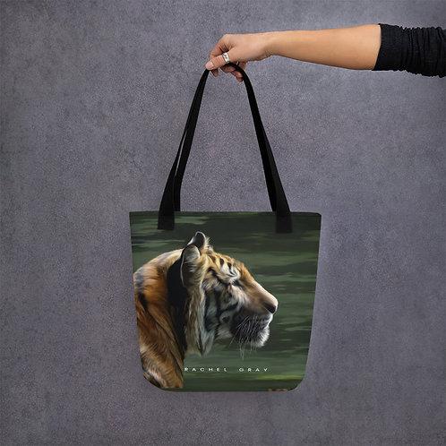 Malaysian Tiger Tote bag