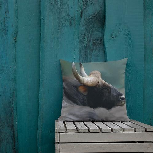 Premium Pillow Banteng