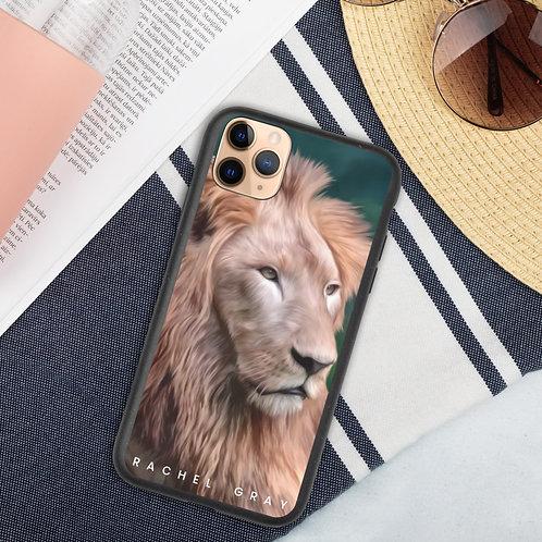Lion Biodegradable iPhone case