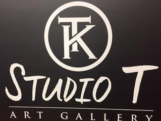 Watercolors now at Studio T