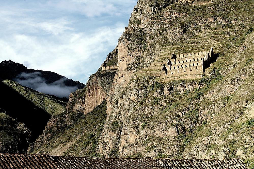 collpas, tunupa, almacenes incas, sacred valley lodge, ollantaytambo