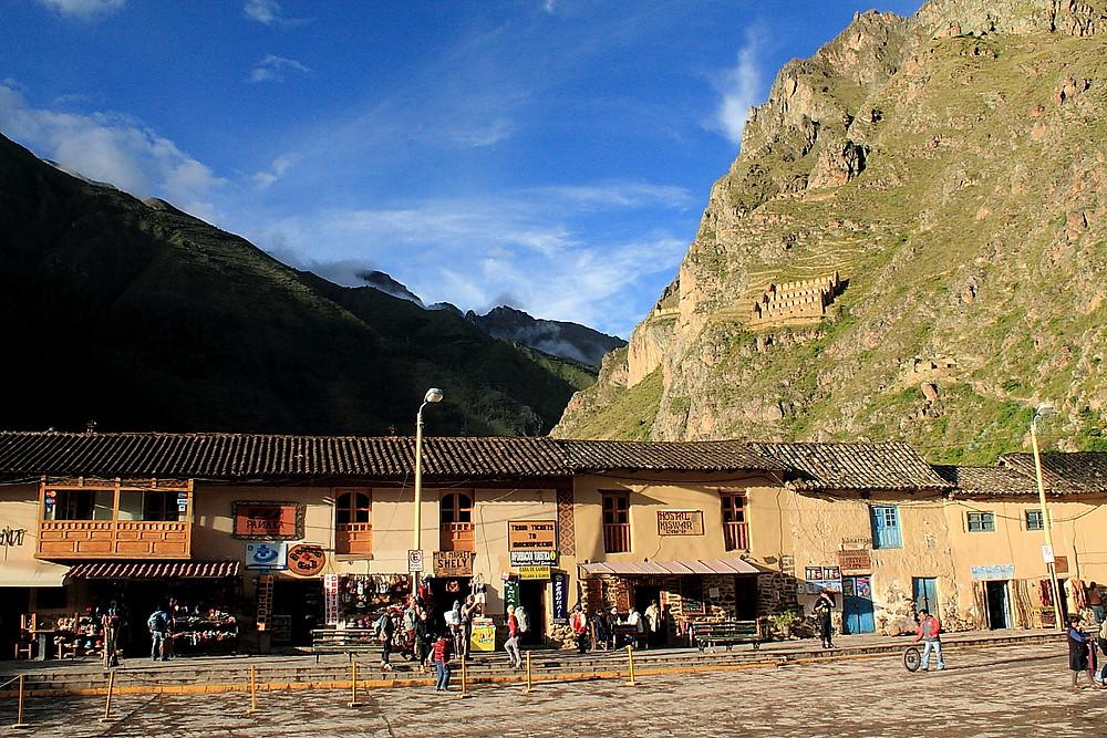 Ollantaytambo, Chuncho, Sacred Valley lodge, El albergue, Taypikala, Inca village
