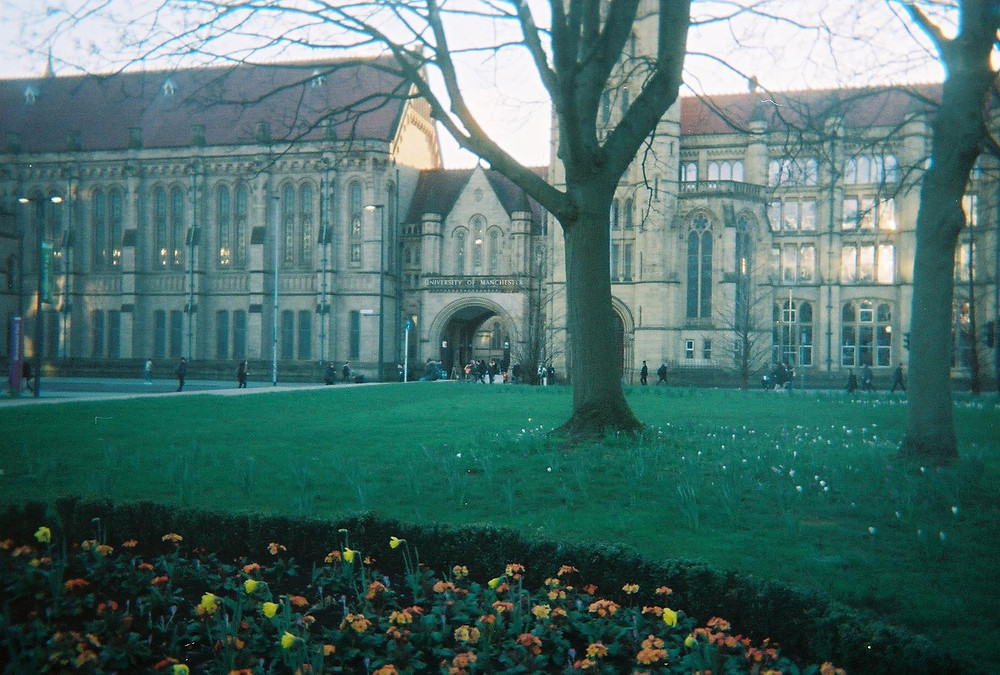 University of Manchester by Najma Aden