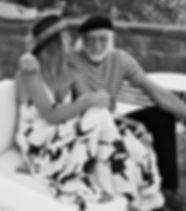 Solé Weller and Mick Fleetwood, Fleetwood Mac wellness coach