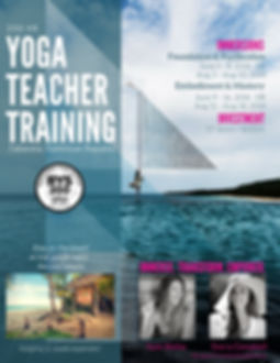 Sole Weller Yoga Teacher Training
