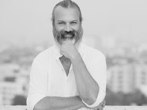 2. INSPIRER OF THE WEEK BIJAY ANAND -ACTOR, KUNDALINI YOGA TEACHER, OWNER OF ANAHATA RETREATS