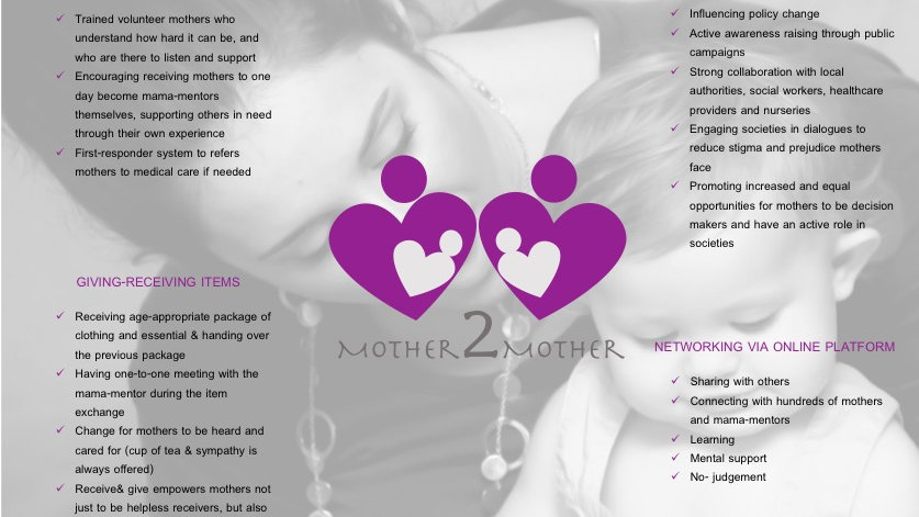 Mother2Mother compan membership