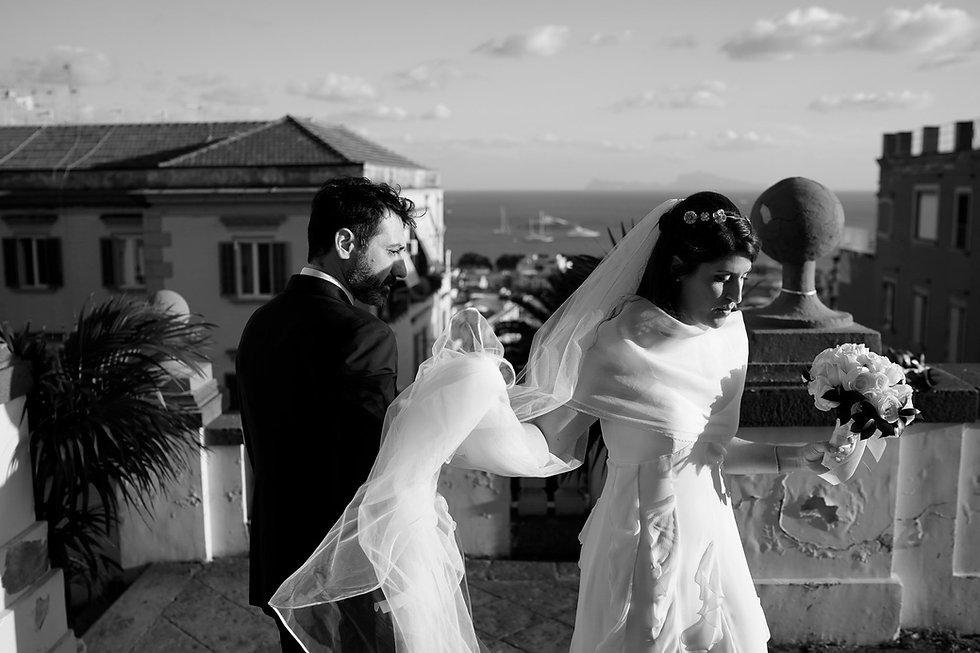 Matrimonio Villa Fattorusso Napoli