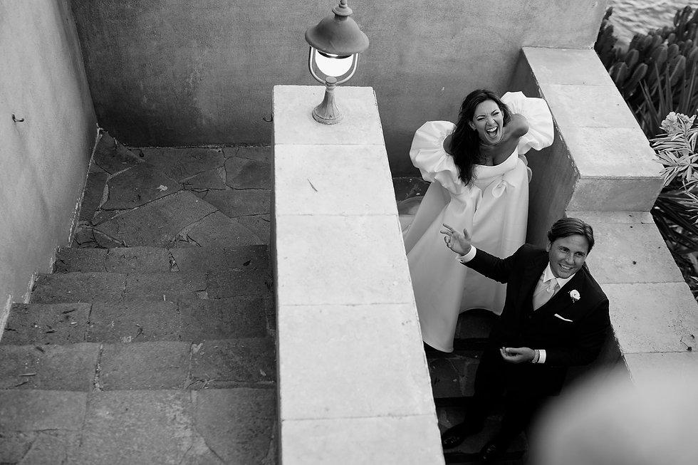 Matrimonio La Conca sul Mare