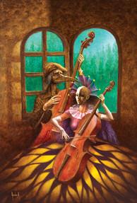 Cello and Contrabass