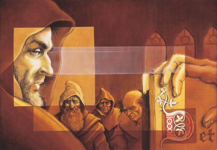 Monks meeting