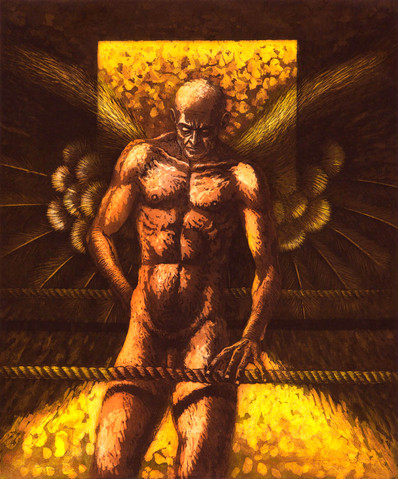 Ángel entre dimensiones
