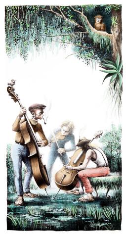 Sinfonía de cuerdas