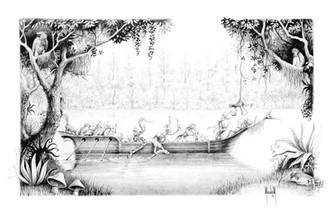 Encuentro en el río