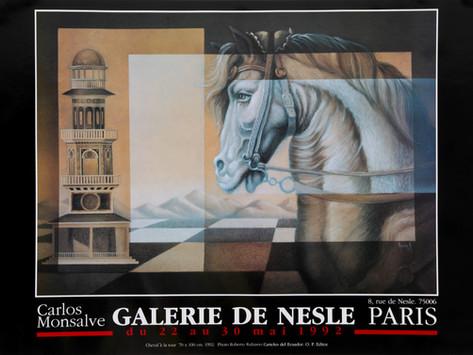 Exposición Nesle Paris