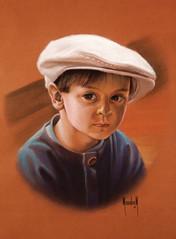 Retrato de Carlitos
