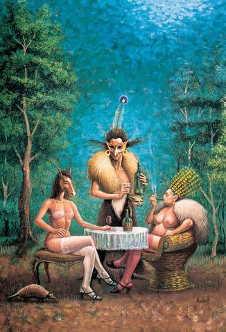 Serie encuentros bohemios II
