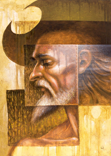 Quijote perfil