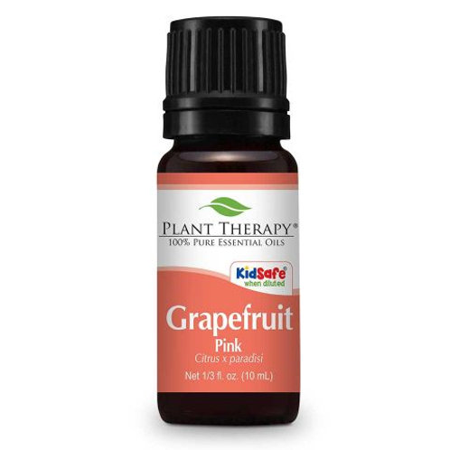100% Pure Grapefruit (Pink) Essential Oil