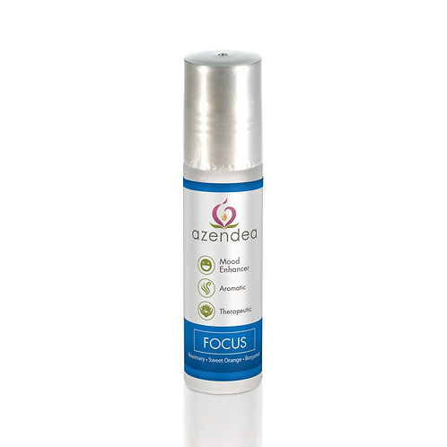 Warrior Focus Body and Fragrance Roll-on, 10ml