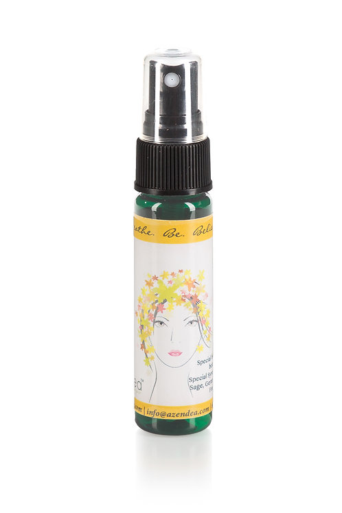 Dual Purpose Hair and Facial Serum