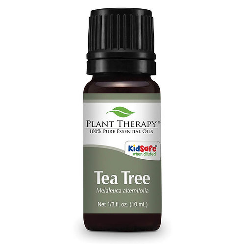 100% Pure Tea Tree Essential Oil, 10ml