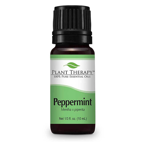 Peppermint Essential Oil, 10ml