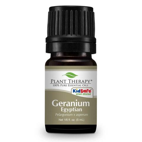 Geranium Essential Oil, 5ml