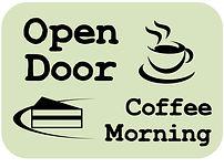 Bradford on Avon Baptist Church open door coffee morning