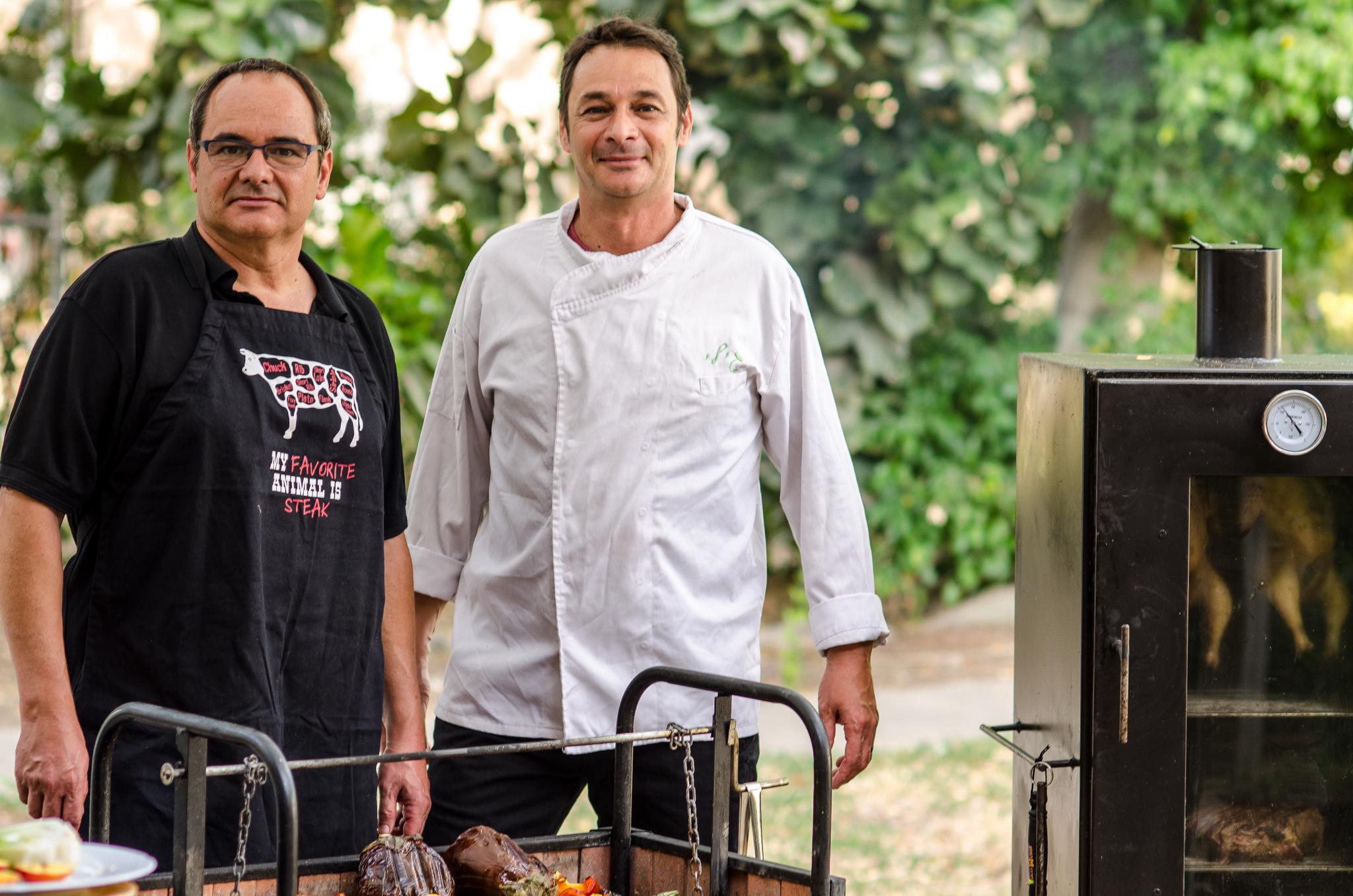 אלטמנים מבשלים חוויה