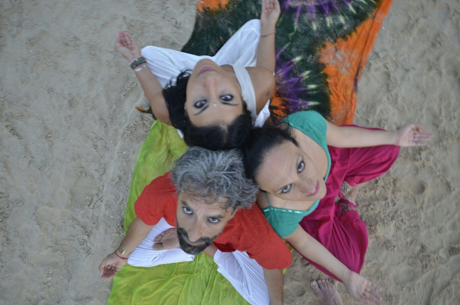 Ananta, Shalini, Maya