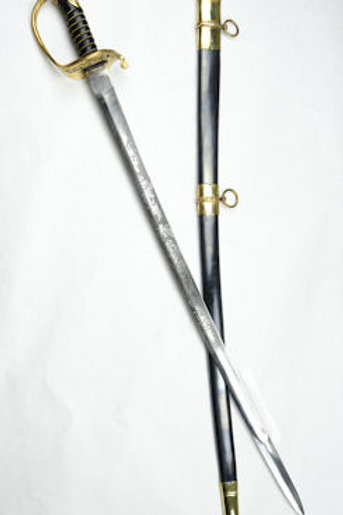 US Model 1850 Staff and Field Officer's Sword - AH3111