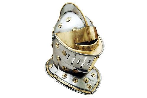 Golden Knight Helm