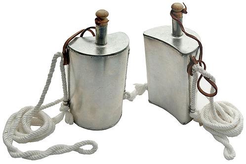 Stainless steel hip flask canteen