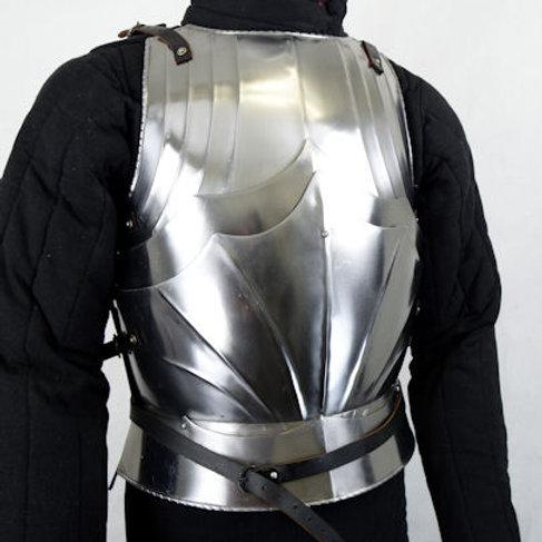 Gothic Armor Cuirass - 16 Gauge Steel - SNSA9106