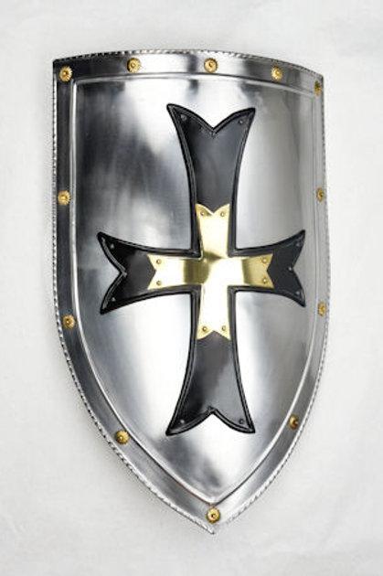 Crusader Steel Shield - 18 Gauge Steel - LB25142