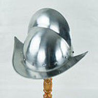 German Morion - 18 Gauge Steel - H017