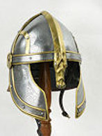 Horse Lord Helm - 18 Gauge Steel - LB25140