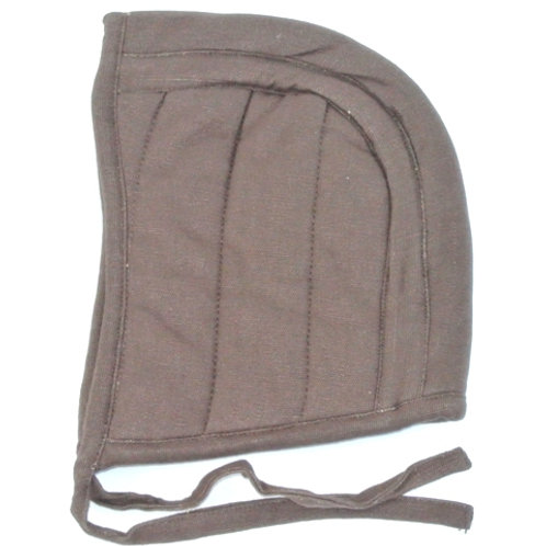 Padded Arming Cap - Brown - SNMC7202BR_L
