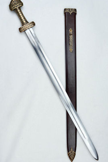 PRS406 Isle of Eigg Bronze Hilt Viking Sword