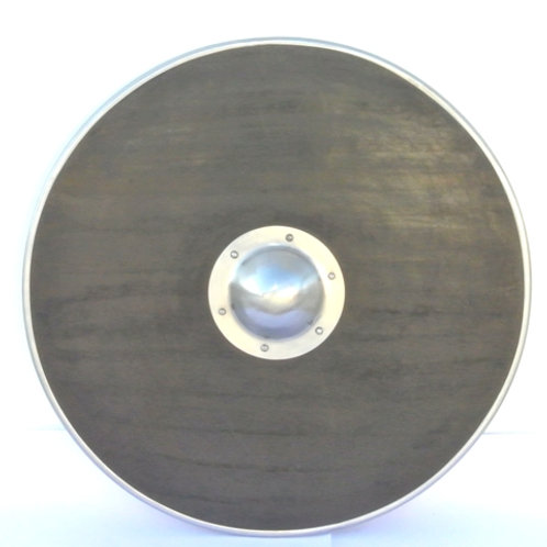 Round Greek Shield