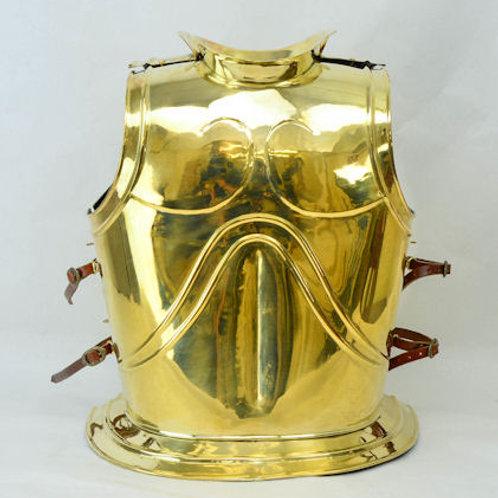 AH6096N Greek Hoplite Bell Muscle Cuirass